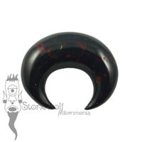 Bloodstone Septum Pincher- Made to Order