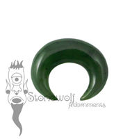 Yukon Jade Septum Pincher- Made to Order